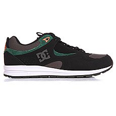 Кроссовки DC Kalis Lite Black/Green/Grey