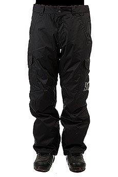 Штаны сноубордические DC Banshee Black