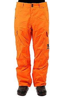 Штаны сноубордические DC Banshee Celosia Orange