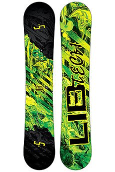 Сноуборд Lib Tech 16 Sk8 Banana 159 Yellow