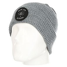 Шапка Quiksilver Tr Beanie Light Grey Heather