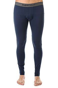 Термобелье (низ) Super Natural Base Tight 230 Ocean Deep