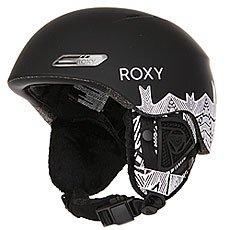Шлем для сноуборда женский Roxy Love Is All Black
