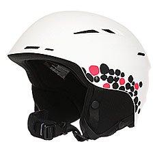 Шлем для сноуборда женский Roxy Alley Oop White