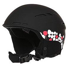Шлем для сноуборда женский Roxy Alley Oop Black