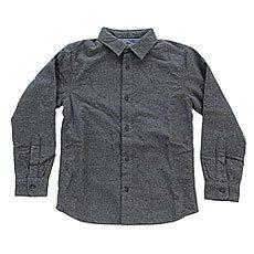 Рубашка детская Quiksilver Unearthetitayou Dark Denim