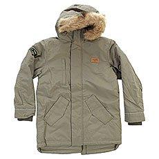 Куртка зимняя детская Quiksilver Annrainyth Dusty Olive