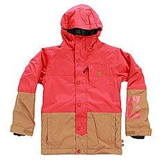 Куртка детская DC Defy Racing Red