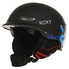 Шлем для сноуборда женский Roxy Power Powder Black