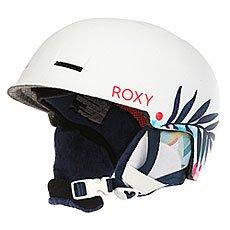 Шлем для сноуборда детский Roxy Happyland Little Owl/Blue Print