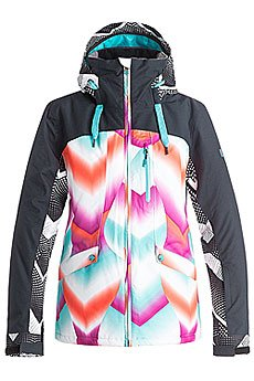 Куртка женская Roxy Wildlife Pop Snow Ocean Spray