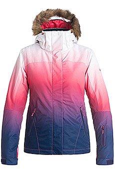 Куртка женская Roxy Jet Ski Jk Grad Gradient Paradise Pi