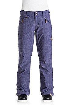 Штаны сноубордические женские Roxy Nadia Blue Print