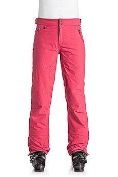 Штаны сноубордические женские Roxy Montana Paradise Pink
