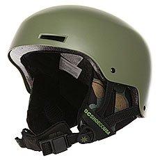 Шлем для сноуборда DC Bomber Four Leaf Clover