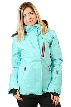 Куртка женская Roxy Jet Ski Prem Blue Radiance
