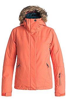 Куртка женская Roxy Jet Ski Sol Camellia