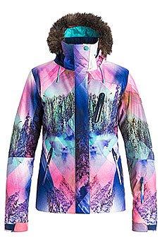 Куртка женская Roxy Jet Ski Prem Mystic Mountains Bri