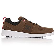 Кроссовки DC Lynx Lite Spt Brown/Red