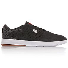 Кроссовки DC New Jack S Grey/Black