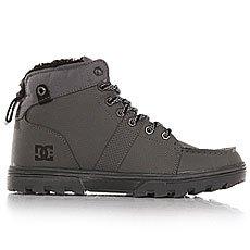 Ботинки высокие DC Woodland Grey