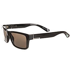 Очки Quiksilver Deville Shiny True Black/Real Grey