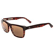Очки Quiksilver The Ferris M.o Shiny Brown Havana/B