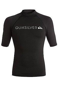 Гидрофутболка Quiksilver Basic Pocket Dark Olive