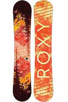 Сноуборд женский Roxy Torah Bright 146 Xc2 Ast