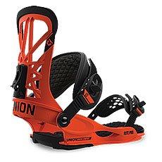 Крепления для сноуборда Union Binding Flite Pro Orange Orange