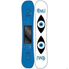 Сноуборд GNU Сноуборд Gnu Fb Spcecase As Ast Blue
