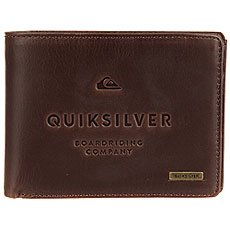 Кошелек Quiksilver Mack Iii Chocolate