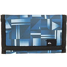 Кошелек Quiksilver The Everyday Blue Miror