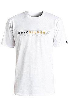 Футболка Quiksilver Alwaysclean White