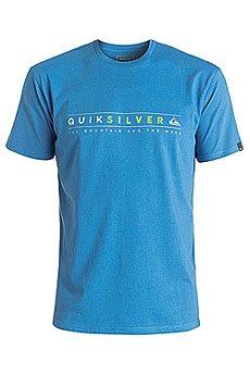 Футболка Quiksilver Alwaysclean Vallarta Blue