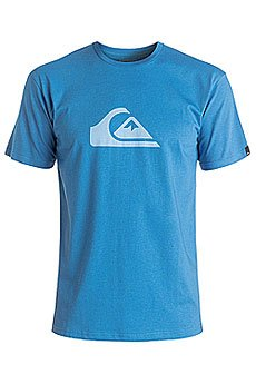Футболка Quiksilver Everyday Vallarta Blue