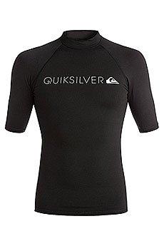 Гидрофутболка Quiksilver Heater Black