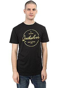 Футболка Quiksilver Silvered Black
