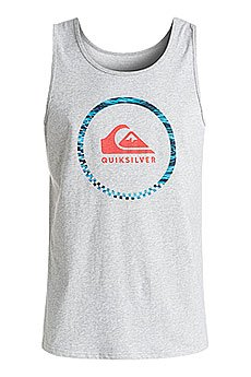 Майка Quiksilver Activelogo3.0tk Athletic Heather