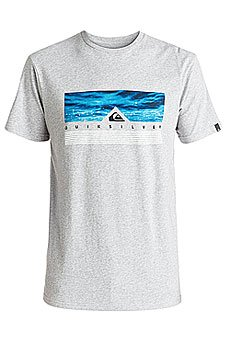 Футболка Quiksilver Jungle Box Athletic Heather