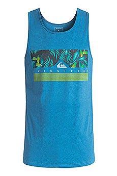 Майка Quiksilver Jungleboxtank Vallarta Blue