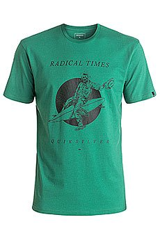 Футболка Quiksilver Spacecowboy Fir