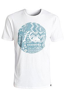 Футболка Quiksilver Circlebubble White