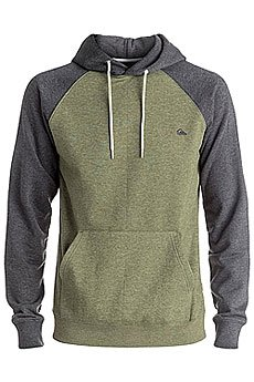 Толстовка кенгуру Quiksilver Everyday Hood Four Leaf Clover Hea