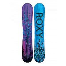 Сноуборд женский Roxy Wahine 142 Light Blue/Purple
