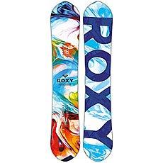 Сноуборд женский Roxy Xoxo Flowers 145 Ban Assorted