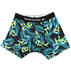 Трусы Quiksilver Boxer Poster Safety Yellow Classic