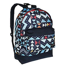 Рюкзак городской Quiksilver Everyday Poster Valarta Blue Tribal