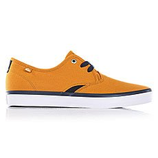 Кеды низкие Quiksilver Shorebreak Orange/White