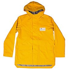 Куртка детская Quiksilver Deeprainyouth Artisans Gold